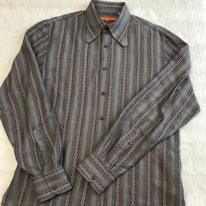 Ben Sherman button down shirt, long sleeve